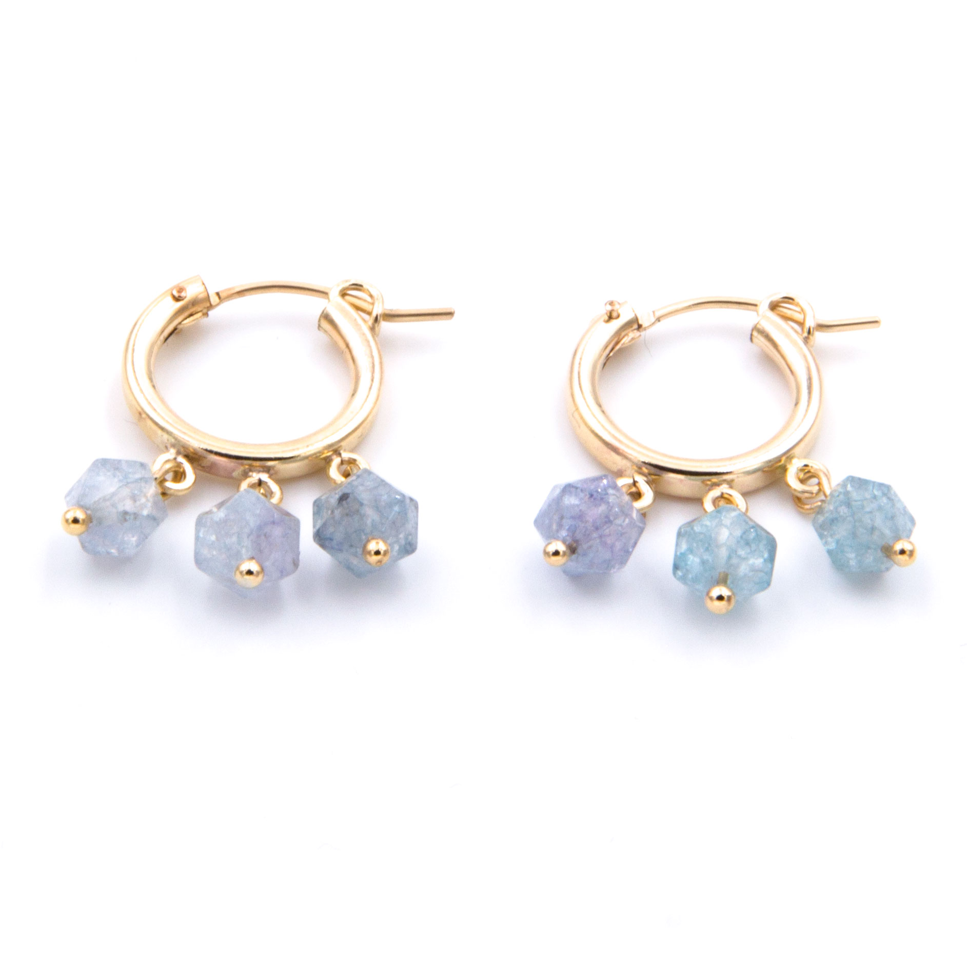 peaceofschmuck-earrings-aquamarine-hoops